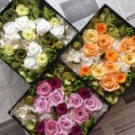 プリザーブドフラワー ぶっちぎり1番人気のお花の色は?意外や意外!好評の3カラーをご紹介!