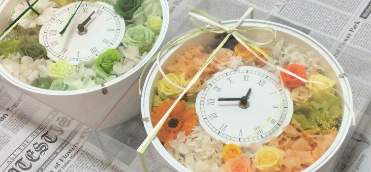 1番人気は?結婚式 母親へのプレゼントに手作りのプリザーブドフラワー