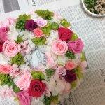 薔薇好きが絶対喜ぶ!プレゼントに豪華手作りプリザーブドフラワー