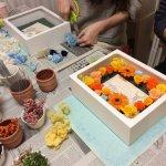 可愛いを作る技術を学べる!東京のお花の教室 花学校