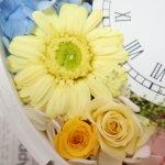 花束の代わりのプリザーブドフラワー みんなはどんな色合いで作っているの?