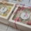 アンティークが可愛い!結婚式のご両親プレゼントにダブルウィンドウの時計
