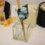 プリザーブドフラワー 作り方 – 夏のアレンジ グルーガンで簡単に作れます!